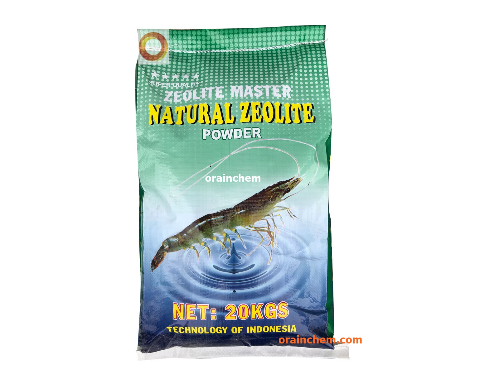Natural Zeolite bột (Powder)